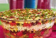 Summer salads / by Kandi Renard