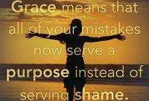 """grace in 2014 / My church's first series of 2014 is called """"One Word.""""  I've chosen """"grace"""" as my word for 2014."""