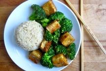 vegan foodie (v. tofu)