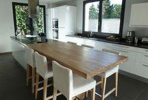 table extension cuisine
