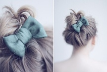Hairstyle Inspiration / by Lidia Nahm