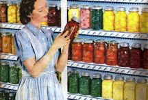 Canning, Freezing & Dehydrating Foods / Canning and freezing fresh foods and fruits