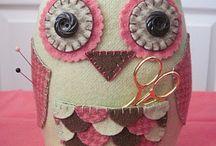 Pincushions / by Carol Williams-Moore