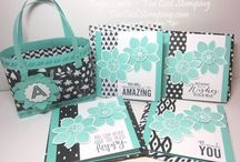 Stampin Up Class ideas