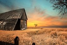 Barns & Churches ♥ / by Becky Oleson