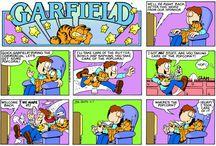 Garfield Comics / Garfield comic strips