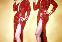 old hollywood glam / by Linda Rabin