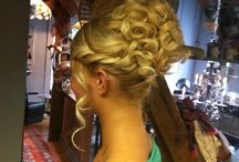 Hairstyles. / by Lindsay Amarel
