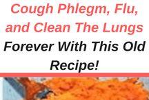 Cough and phlegm