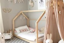 KID'S BEDROOM / kids bedroom decoration baby colors toys play