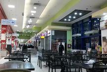Iluminat LEDCO - Galeriile Comerciale Carrefour Brasov