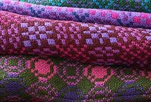 Weaving in Colour