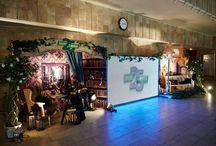 """Ивент группы компаний """"Фактор"""" / Организаторы: Batina Evgenia Декор: Студия event дизайна JennyArt"""