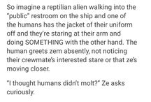 Humans Are Weird