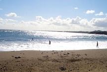 Beaches Lanzarote / Beautiful beaches at Lanzarote.