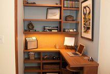 Walk-in-office
