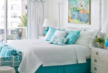 Guest Bedroom / by Kate M