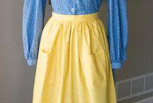 Historic clothes