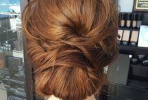 Mother of the Groom / Hair & dress ideas