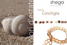 Kolekcja Conchiglia | Colori d'estate | summer 2015