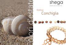 Kolekcja Conchiglia   Colori d'estate   summer 2015