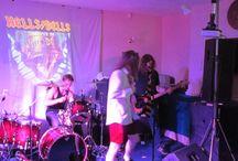 Hells Bells @ The Bebside Inn / www.thebebsideinn.co.uk