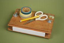 DIY: Books, Boxes & Other Misc / by Taryn Garrett