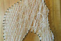 Horse crafts Micha posts