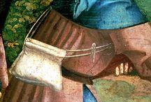 Vászon táska, tarisznya