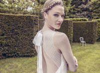Lambert créations 2016 / Robes de mariées www.dismoioui.be wedding dresses  vintage dentelle fluide bohème
