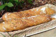 Chlieb, pečivo