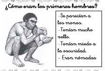 cuento prehistoria