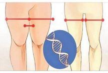 Cesta ako redukovať stehná