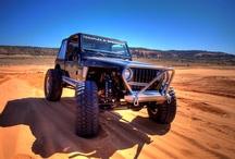 TeraFlex Jeep TJ Wranglers