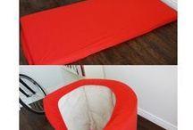 DIY project memory foam