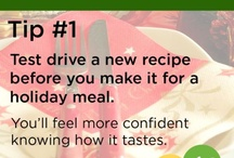Gluten-Free Holiday Tips  / The Gluten-Free Holiday Tip of the Day is back!  We loved sharing our Tip of the Day so much last year that we're bringing it back. This time, you get 2 months of tips from NFCA staff, gluten-free bloggers and our Facebook fans.  
