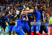 PERANCIS VS JERMAN 2 - 0 DALAM PERTARUNGAN HIDUP MATI SEMIFINAL EURO 2016