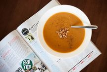 soup / nothing is as warming as soup.