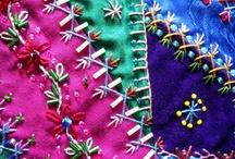 Craftsy: Victorian Crazy Quilt