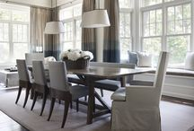 dining spaces / by Jackie Chase