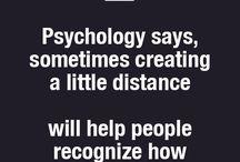 Psykologie fact