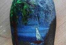 Anni 's Rocks / Painted Rocks