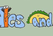 comics nerd life / by Ashley Saunders