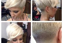 Pixie / Haircut