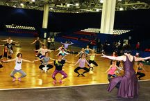 Body Ballet / фитнес конвенция MIOFF ноябрь 2015