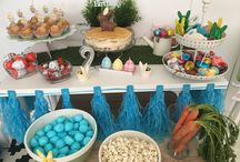 Easter birthday Party