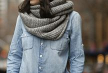 Autumn - Winter outfits inspiration