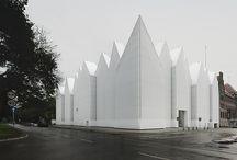Public Buildings / Nice public buildings