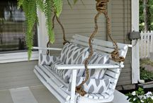 Home...outdoor spaces! / Decorating & design ideas for outside...front, middle & back.
