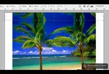 Photoshop / Tutorials for Photoshop / by Sally Trace